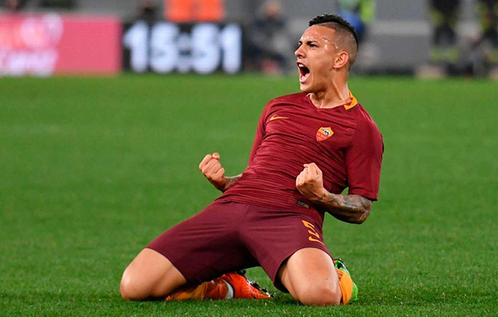 Zenit henter Leandro Paredes i AS Roma